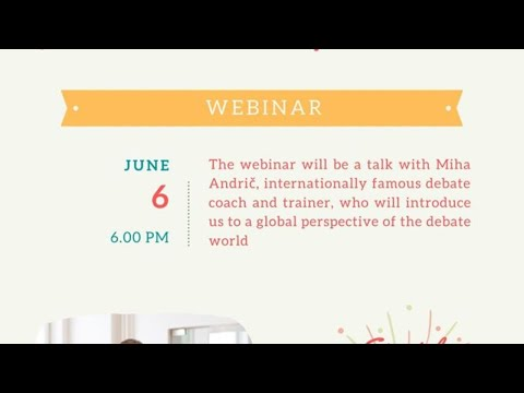 Global perspective of the debate - Miha Andrič and Marco Costigliolo