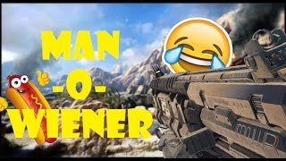 Man-O-Weiner TIME! I Call of Duty: Black Ops 3