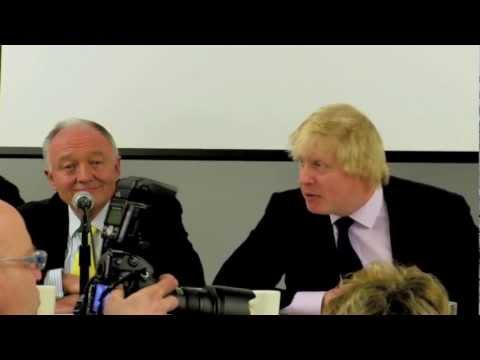Boris Johnson announces new commitment on Freedom Pass