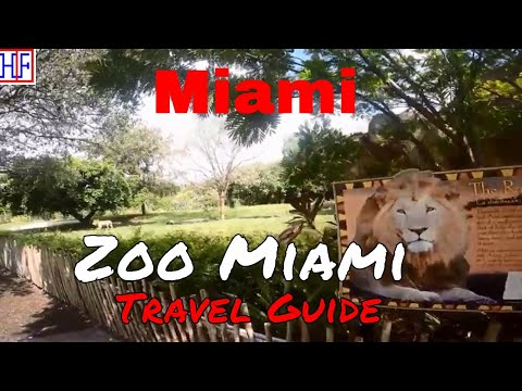 Miami | Zoo Miami | Travel Guide | Episode# 9