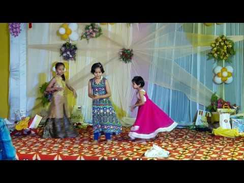 Kids Performance - Gujrati Folk Dance