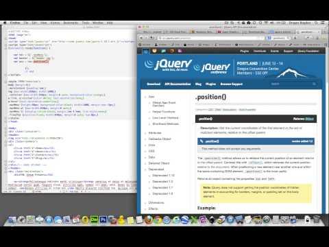 Sticky Navigation Menu with HTML, CSS & Javascript