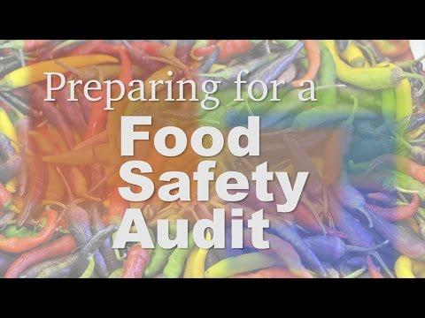 Preparing for a Food Safety Audit