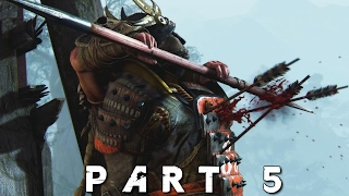 """For Honor Campaign Gameplay Walkthrough Part 5 includes a Review, Single Player Viking Campaign Part 5 and Mission 5: Reconnaissance of the For Honor Single Player Campaign for PS4 Pro, Xbox One S and PC. This Full Game For Honor Gameplay Walkthrough includes a Review, all Campaign Missions, all Cutscenes, all Executions, Knight Story, Viking Story and Samurai Story until the Ending of the Single Player by theRadBrad.   Subscribe: http://www.youtube.com/subscription_center?add_user=theRadBrad Twitter: http://twitter.com//thaRadBrad Facebook: http://www.facebook.com/theRadBrad  For Honor is an action hack and slash video game in development by Ubisoft Montreal and set to be published by Ubisoft for Microsoft Windows, PlayStation 4, and Xbox One. The game features a hand-to-hand combat system described as """"The Art of Battle"""" by the developers and allows players to play the roles of historical soldiers such as medieval knights, samurai, and vikings within a Medieval fantasy setting. Players can play as a character from three different factions, namely The Legion, The Chosen, and The Warborn. The three factions represent knight, samurai, and Vikings, respectively. Each faction has four classes. The Vanguard class are described as """"well-balanced"""" and has excellent offence and defence. The Assassins class are fast, are very efficient in dueling enemies, but they deal much less damage to enemies. The Heavies are more resistant to damages and suitable for holding capture points, though their attacks are slow. The last class, known as """"Hybrids"""", are said to be a combination of the three types, and is capable of using uncommon skills. All heroes are unique, and have their own weapons, skills, and fighting styles."""