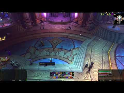 WoW Center Screen Mouse Bug