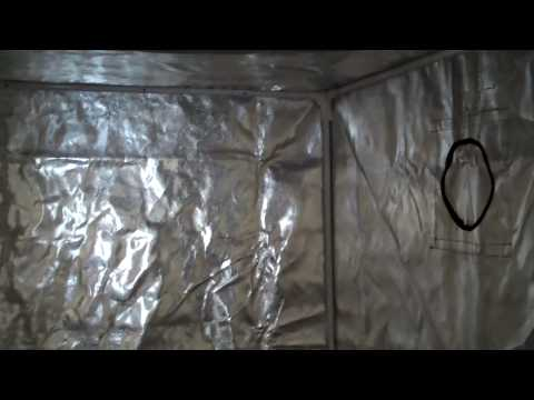 Lighthouse Hydro Grow Tent Setup (Part 2) Gotham Hydroponics