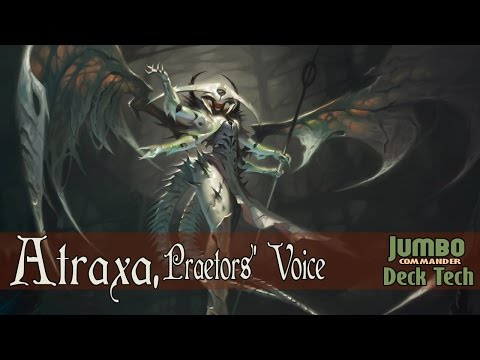 Atraxa, Praetors' Voice Commander Deck Tech