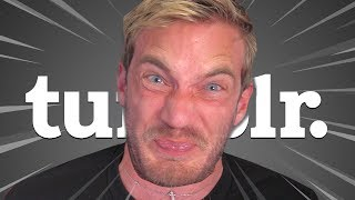 TRIGGERED BY TUMBLR.
