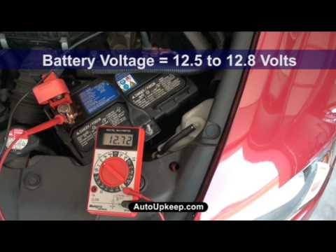 How to Test Alternator Voltage Output (AutoUpkeep.com)