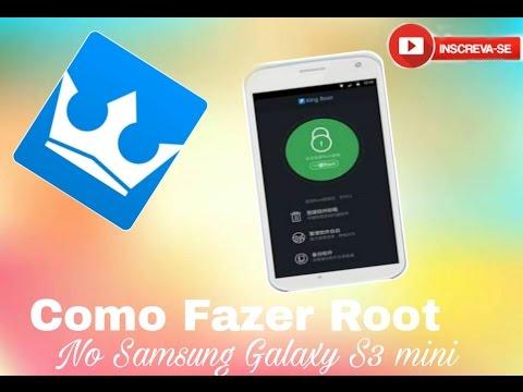Como Fazer Root no Galaxy S3 mini