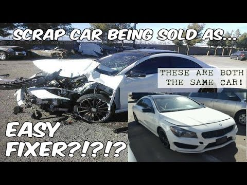 Buying the BEST Salvage Cars for CHEAP PT 1: Hidden Damage