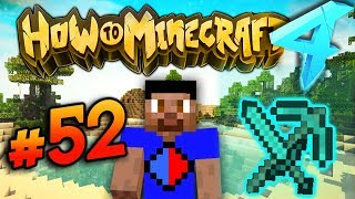 OVERWORLD MINING CHALLENGE! - HOW TO MINECRAFT S4 #52