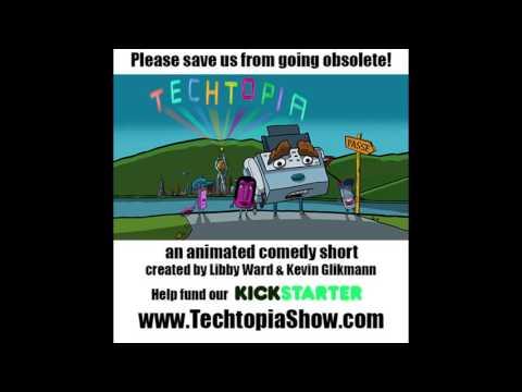 Techtopia: An Animated Comedy Short
