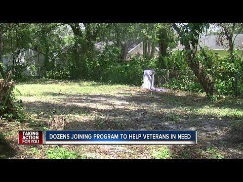 Dozens joining 'Code Vet' program to help veterans in need