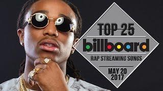 Top 25 • Billboard Rap Songs • May 20, 2017   Streaming-Charts