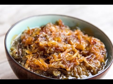 How to make Caramelised Onions