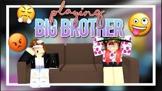 PLAYING BIG BROTHER IN ROBLOX || Pinkie