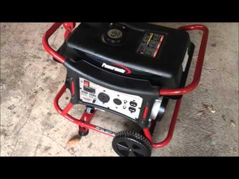 Cheapest, Smallest RV Generator: Generac ix800 - Portable