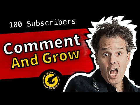 How to Get 100 Subscribers by Commenting