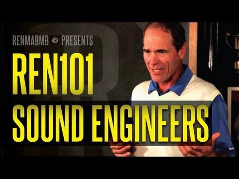 REN101 - Sound Engineers