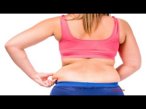 HOW TO GET RID OF BACK FAT FAST