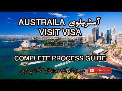 Australia Visitor visa Tourist visa complete Guide