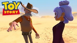 Toy Story 4 Behind the Scenes *SPOOF*