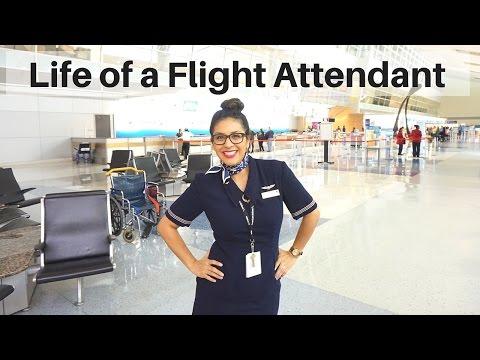 Flight Attendant Real Life - Vlog Life