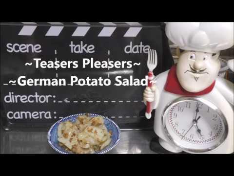 ~German Potato Salad~