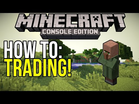 Minecraft Xbox & PS3: How To Trade With Villagers! | All You Need to Know!