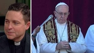 Father Morris reacts to Pope Francis