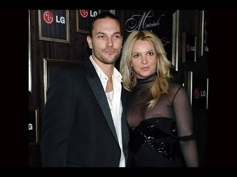 KEVIN FEDERLINE WANTS BRITNEY TO TRIPLE HIS CHILD SUPPORT