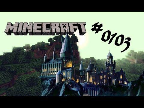Let's Build Hogwarts - Minecraft #0103 [Survival Mode] [HD] [german]