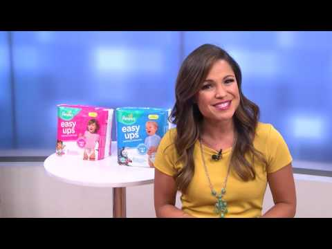 Pampers: New Easy Ups Review, Coupon and Gift Card