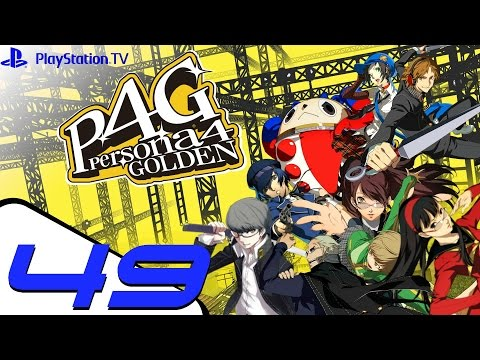 Persona 4 Golden - Walkthrough Part 49 - Poisonous Fog