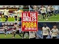 All The Angles Pogba Returns To The Scoresheet At Villa Park Aston Villa 0 3 Manchester United