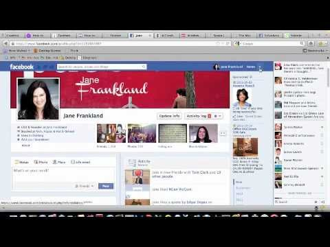Facebook Tip - How to get LIKES from your Facebook Profile to your Page
