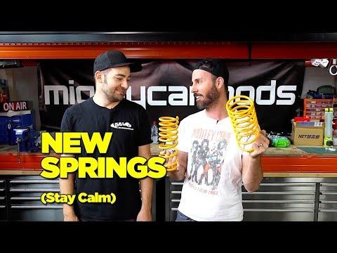 We Got Springs + Crap Car + The Skid Factory