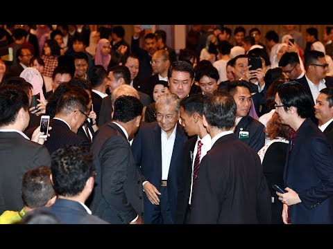 PM's Q&A with Malaysians in Japan