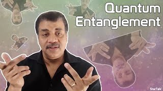 Neil deGrasse Tyson Explores Quantum Entanglement with Janna Levin