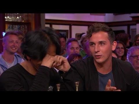 "watch Wibi ontroerd: ""Nee, niet Dobby!"" - RTL LATE NIGHT"