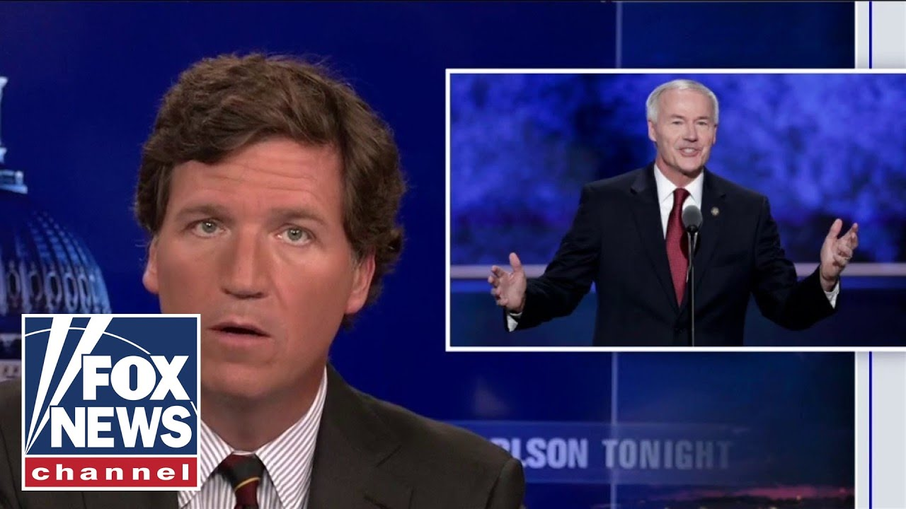 Tucker follows up on interview with Arkansas governor: He didn't tell the truth
