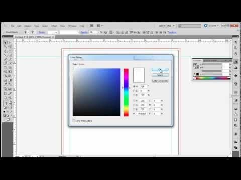 How to Design a Corporate Letterhead Using Adobe illustrator CS5