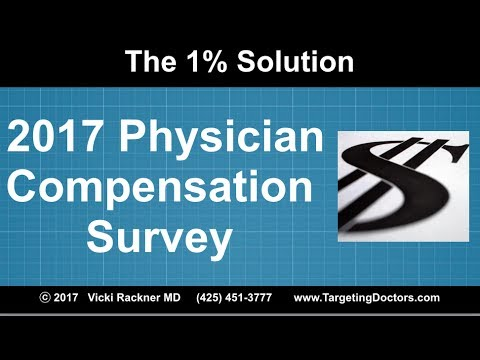 2017 Physician Compensation report