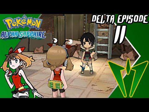 Pokémon Alpha Sapphire - Delta Episode (Part 11) - Sky Pillar Climb - Gameplay Walkthrough