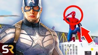 20 Hidden Marvel Secrets That The Studio Doesn