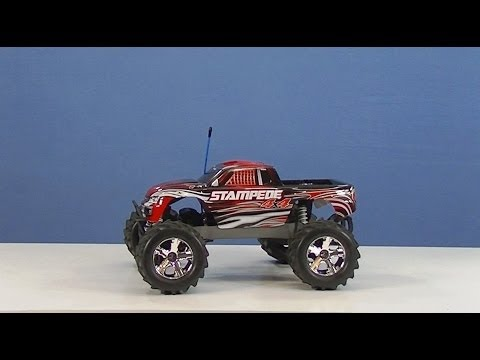 RC Addiction - How to lower a Stampede 4x4 body for FREE - or for $20