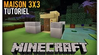 Minecraft maison simple rapide facile survie xbox pe ps3 for Maison moderne minecraft xbox one
