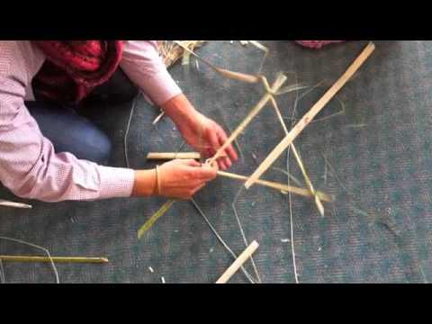 Ruapehu REAP - How to make Manu Tukutuku