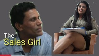 The Sales Girl Short Film(English Subtitle)/Road Chhaap Productions/Budhadeo Vishwakarma